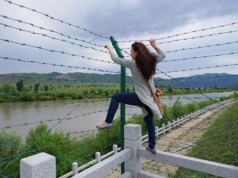 Day2: 北朝鮮国境訪問_d0026830_15105100.jpg