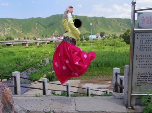 Day2: 北朝鮮国境訪問_d0026830_15114226.jpg