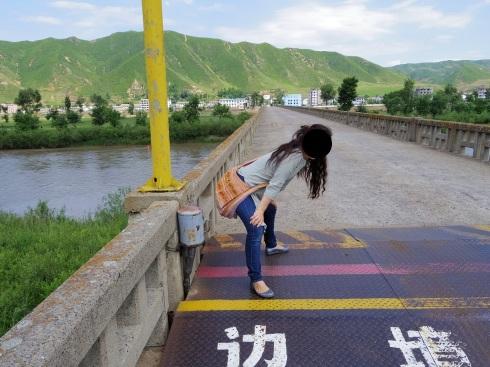 Day2: 北朝鮮国境訪問_d0026830_15125604.jpg