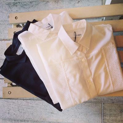 持っておきたいシャツ♡by natsumi_f0053343_16143450.jpg