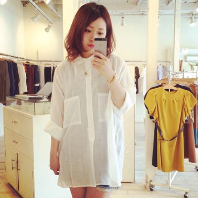 持っておきたいシャツ♡by natsumi_f0053343_16155365.jpg