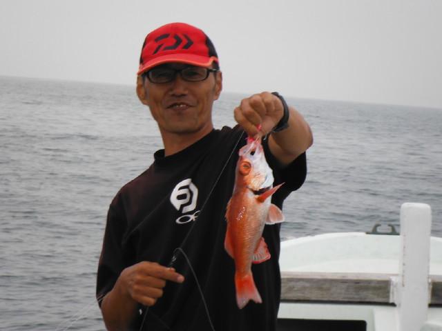 アカムツ久々の豊漁!!_f0175450_1617941.jpg