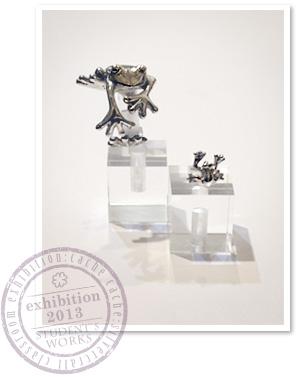 【その9】彫金教室作品展2013*生徒さん作品_e0161063_1816141.jpg