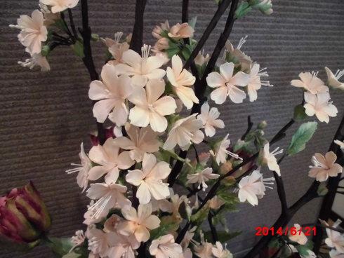 『ねんどの花展』 ~Clay Art~_e0190287_14251893.jpg