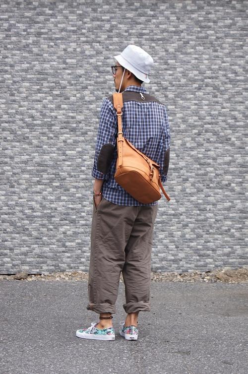 JUNYA MAN × kolor - Leisure Look!!_c0079892_20341657.jpg