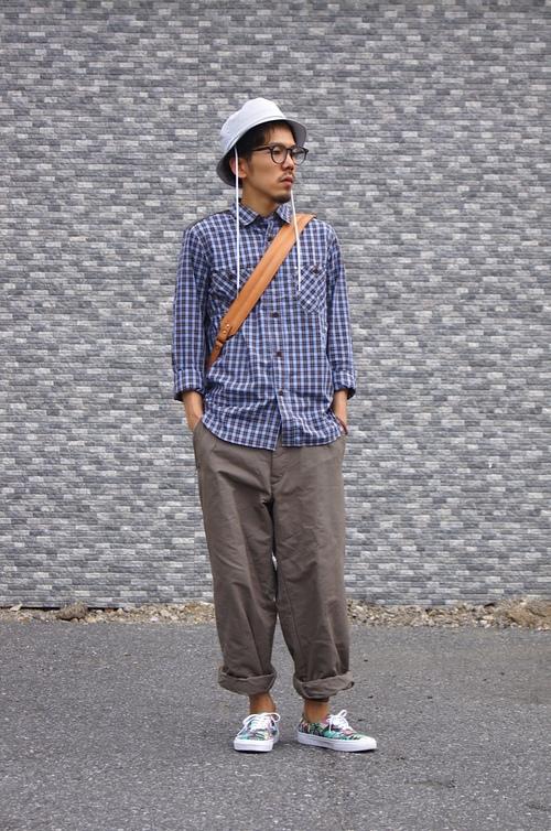 JUNYA MAN × kolor - Leisure Look!!_c0079892_2034667.jpg