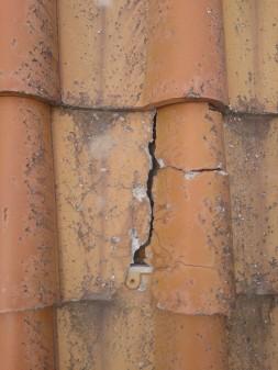豊島区の西池袋で瓦屋根修理工事_c0223192_23122734.jpg