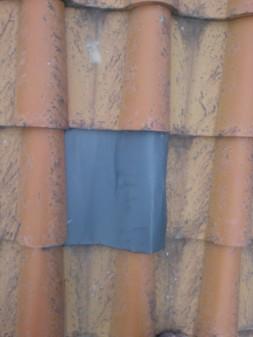 豊島区の西池袋で瓦屋根修理工事_c0223192_2315319.jpg
