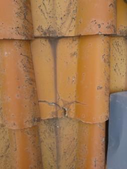 豊島区の西池袋で瓦屋根修理工事_c0223192_23161734.jpg