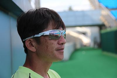 金栄堂サポート:本間正広選手 Korea Open&Daegu Openご報告&Factインプレッション!_c0003493_11173364.jpg