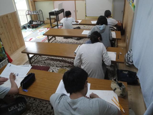 2014年度 第1回 日本漢字能力検定試験実施_b0177103_14381728.jpg