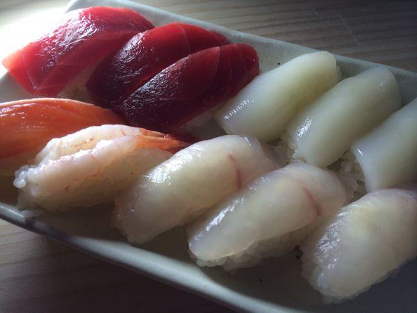 本日のお寿司_f0155808_1410523.jpg