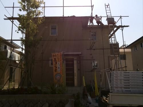 佐伯区 N様邸・太陽光発電システム_d0125228_112367.jpg