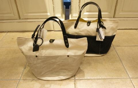 TANPICO から、リネンキャンバストートバッグです。_c0227633_11135563.jpg
