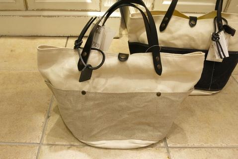TANPICO から、リネンキャンバストートバッグです。_c0227633_11142162.jpg