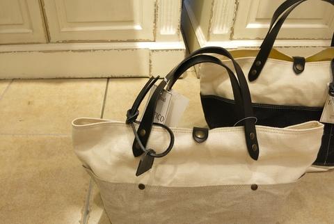 TANPICO から、リネンキャンバストートバッグです。_c0227633_11143838.jpg