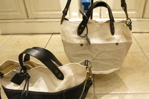 TANPICO から、リネンキャンバストートバッグです。_c0227633_11183559.jpg