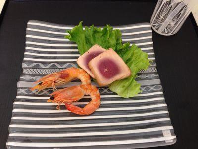 アキノヨーコさんのお皿に_b0132442_13242295.jpg
