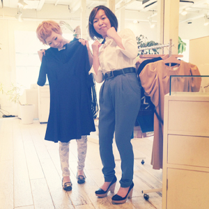 人気brand*お客様SNAP♡ bykayo_f0053343_1421945.jpg