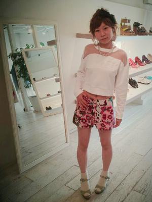 人気brand*お客様SNAP♡ bykayo_f0053343_1423838.jpg