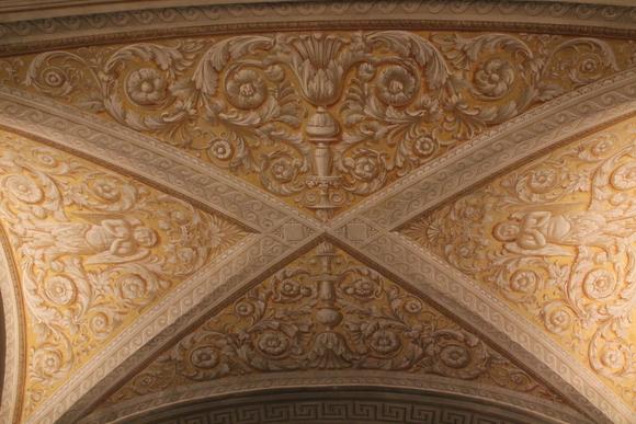 SKY140628 ドゥオーモの基礎となったサンタ・テラス教会の跡がみられる_d0288367_1734259.jpg