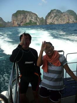 初ピピ島ダイビング!!_f0144385_12112128.jpg