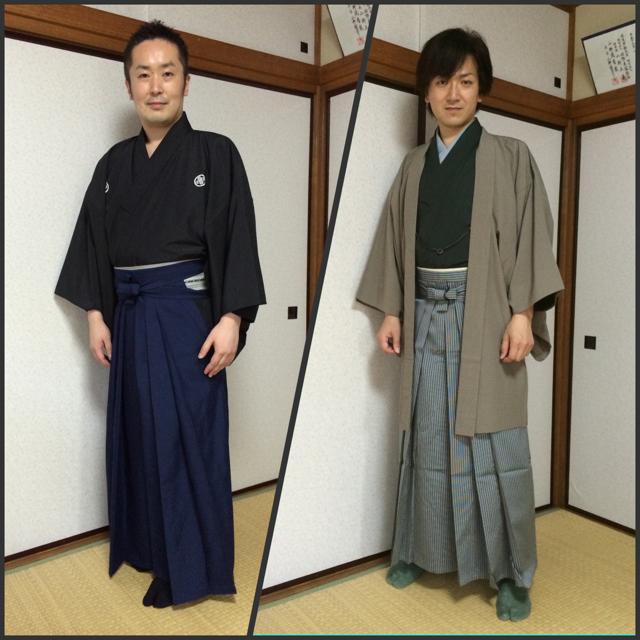 男性袴着付け_f0110089_22145440.jpg