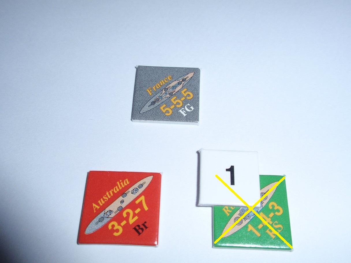 Decision Games「Nine Navies War」⑪_b0162202_18274457.jpg