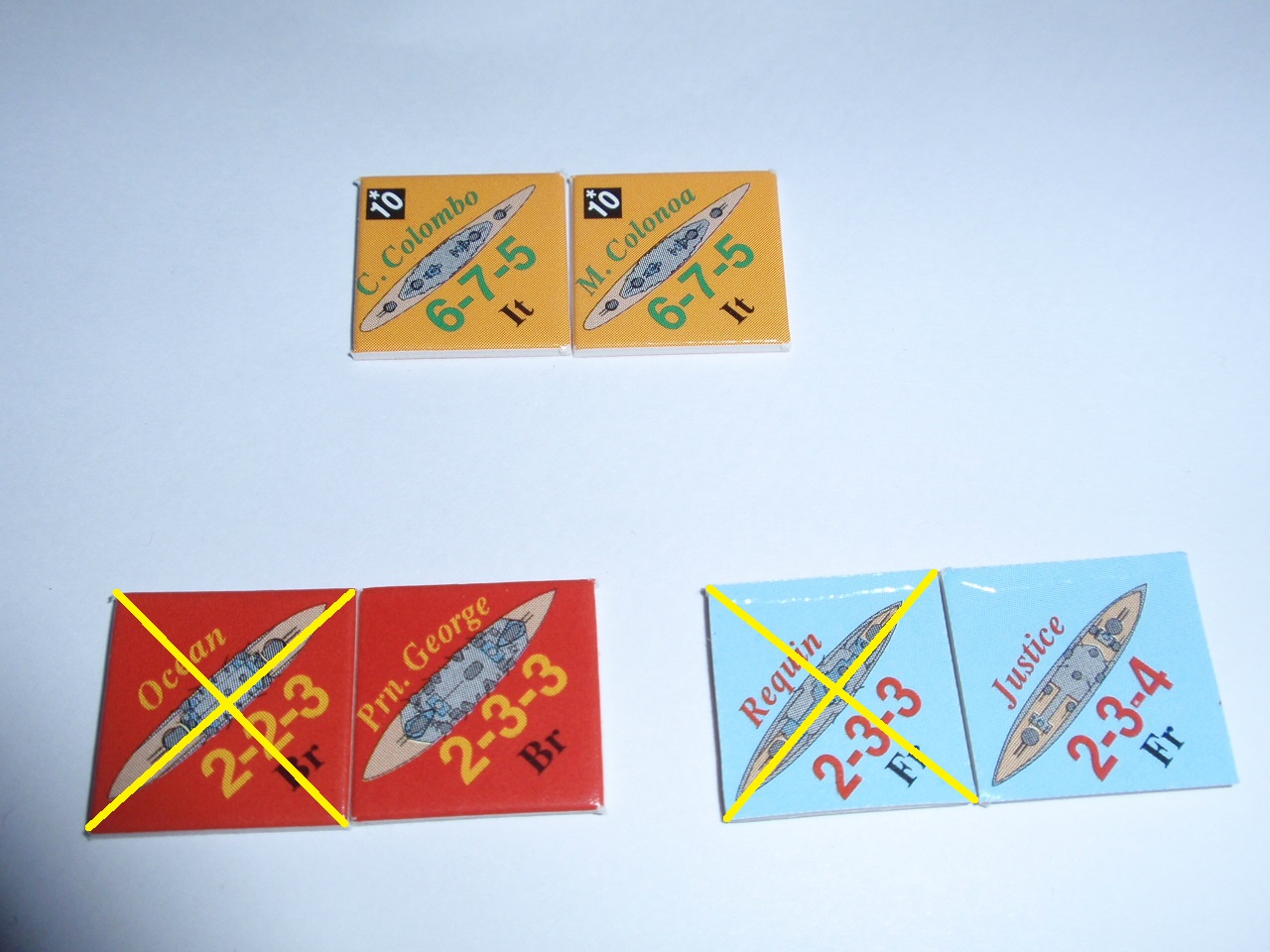 Decision Games「Nine Navies War」⑪_b0162202_18281977.jpg