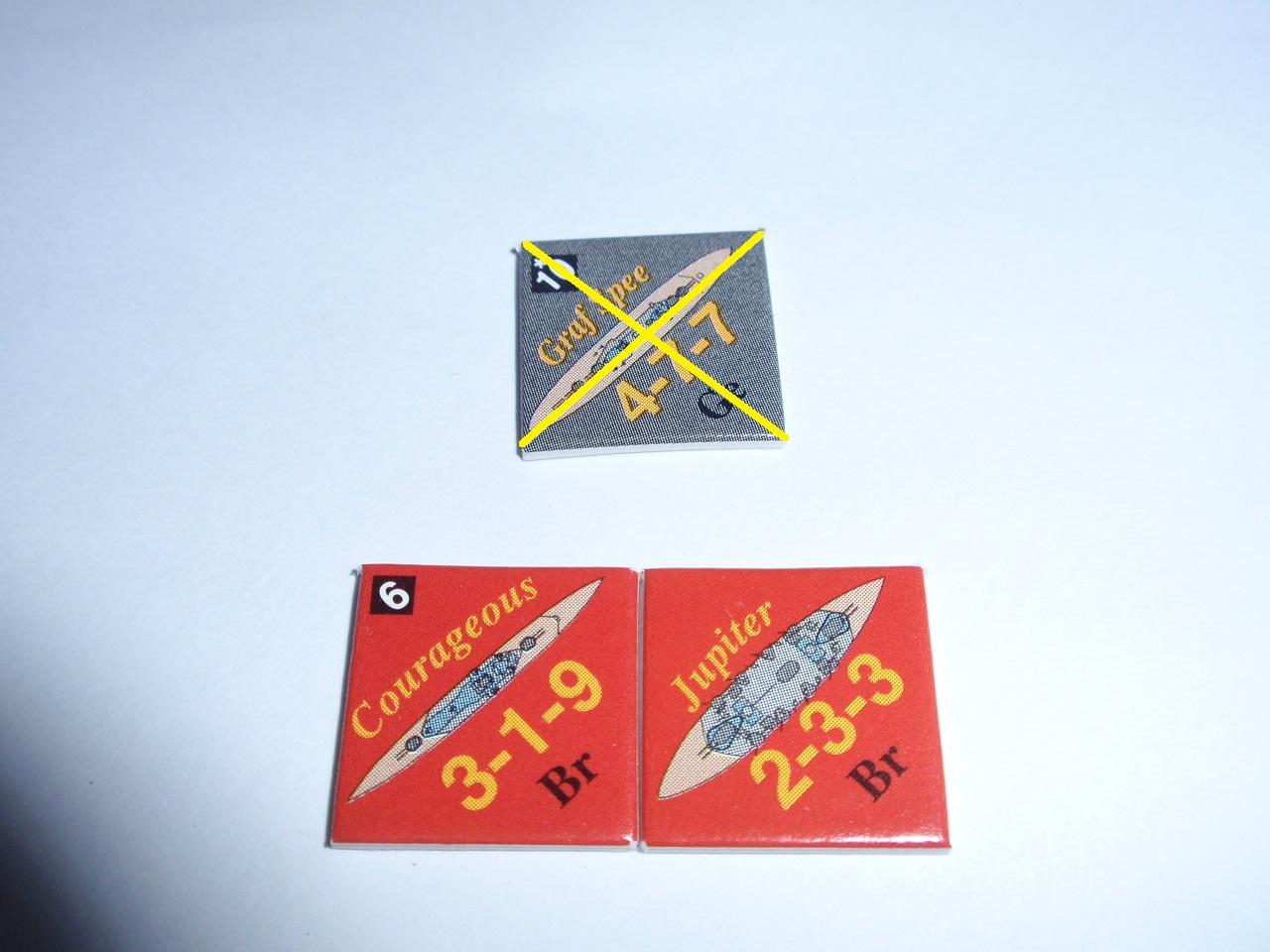 Decision Games「Nine Navies War」⑪_b0162202_18283683.jpg