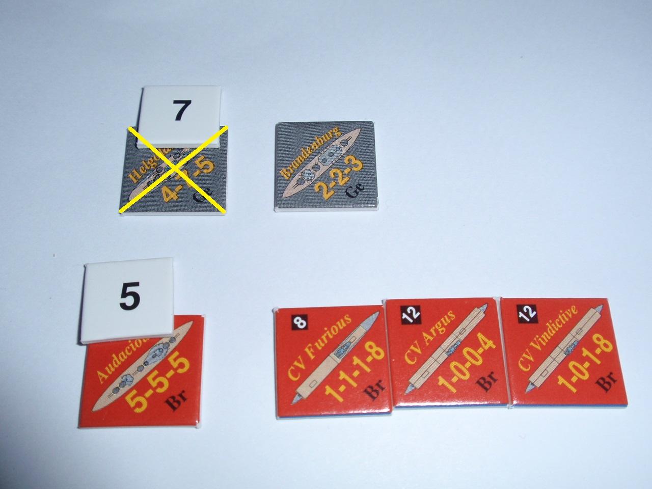Decision Games「Nine Navies War」⑪_b0162202_18285732.jpg