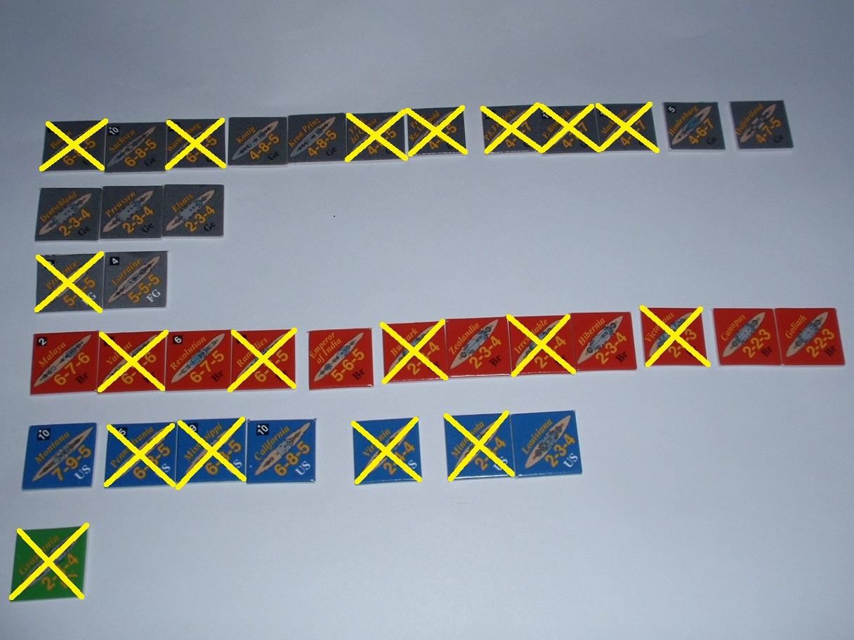 Decision Games「Nine Navies War」⑪_b0162202_18291540.jpg