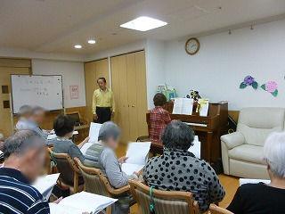 ボランティアの皆様<アクティブライフ夙川>_c0107602_13195581.jpg