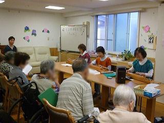 ボランティアの皆様<アクティブライフ夙川>_c0107602_13201873.jpg