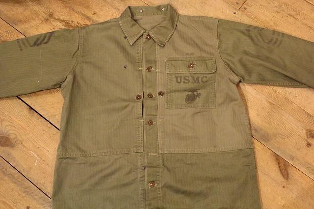 USMCジャケット_d0121303_19443469.jpg