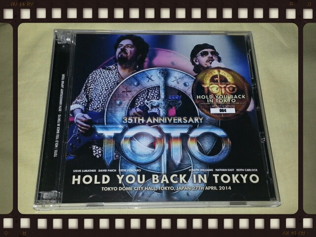 TOTO / HOLD YOU BACK IN TOKYO_b0042308_23542874.jpg