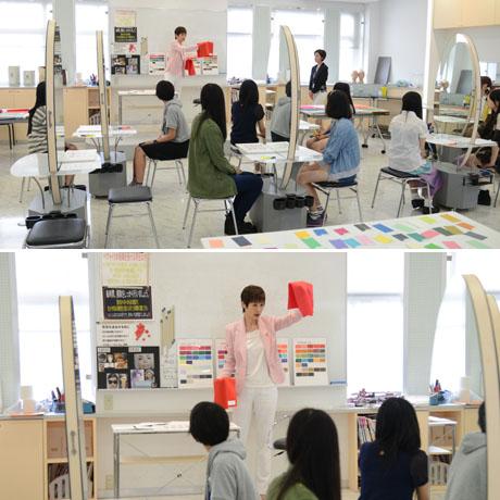 2014年6月21日,22日にNSCカレッジでは体験入学が開催 5_b0110019_14203116.jpg