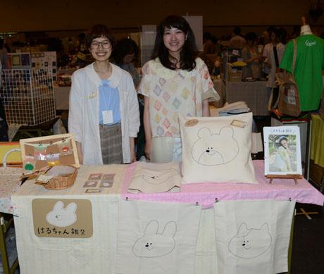 名古屋総合デザイン専門学校の在校生がクリエーターズマーケット30に出店しました。_b0110019_16127.jpg