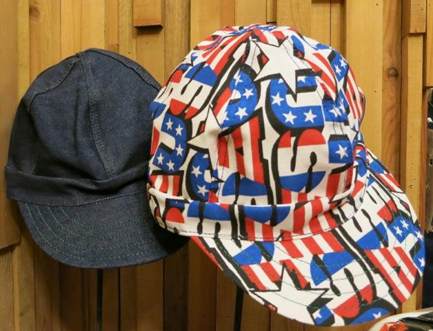 KROMER WORK CAP MADE IN U.S.A 新品_c0144020_15203886.jpg