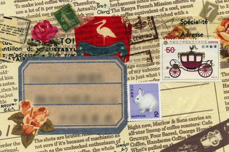 カード文通 masumiさんへ_a0275527_22561399.jpg