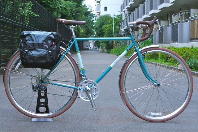 限定100台!! BRUNO 700c tour 夏旅スペシャルモデル登場!! ブルーノ おしゃれ ロード_b0212032_21335547.jpg
