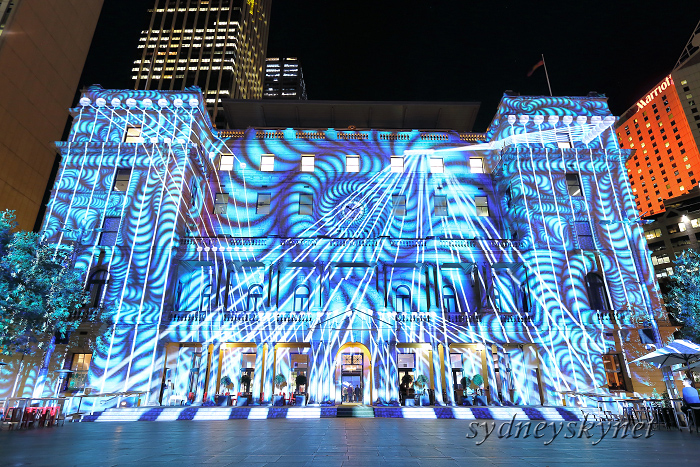 VIVIDSYDNEY 2014 ~10~ Customs House_f0084337_19485384.jpg