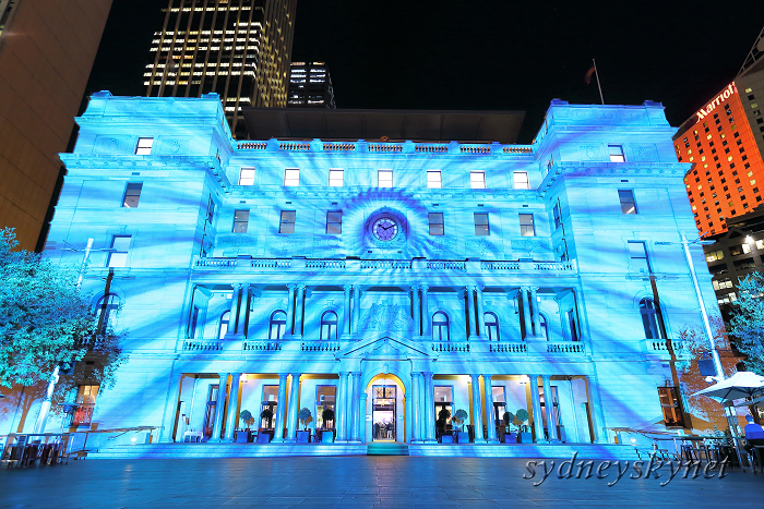 VIVIDSYDNEY 2014 ~10~ Customs House_f0084337_19491402.jpg