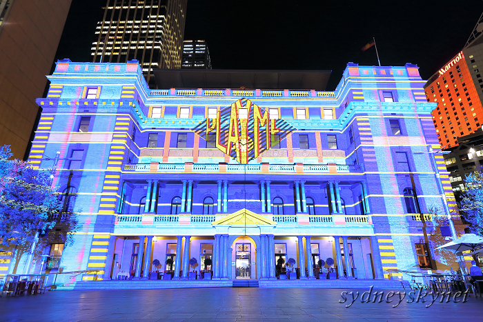 VIVIDSYDNEY 2014 ~10~ Customs House_f0084337_19492255.jpg