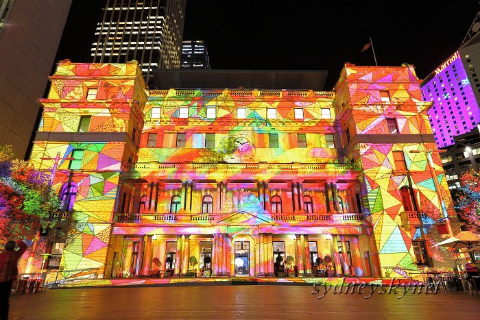 VIVIDSYDNEY 2014 ~10~ Customs House_f0084337_19493053.jpg