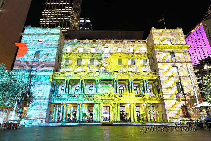 VIVIDSYDNEY 2014 ~10~ Customs House_f0084337_19493783.jpg