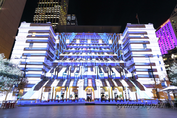 VIVIDSYDNEY 2014 ~10~ Customs House_f0084337_19494511.jpg