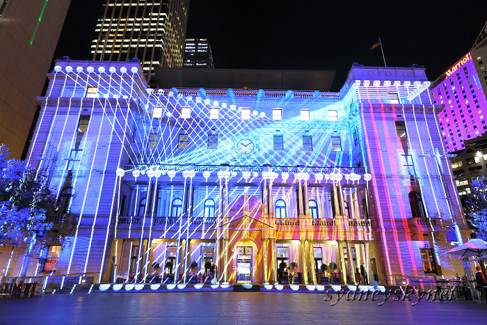 VIVIDSYDNEY 2014 ~10~ Customs House_f0084337_19500805.jpg