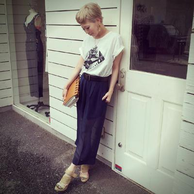 summer style*Tee 特集!! bykayo_f0053343_130916.jpg