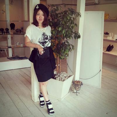 summer style*Tee 特集!! bykayo_f0053343_1311722.jpg